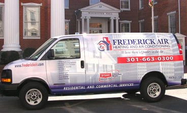 frederick air truck established hvac company