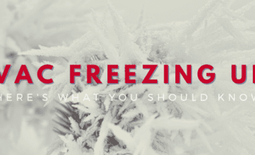 HVAC freezing up heres what to know